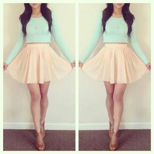 A cute dress but comfortable. ♥