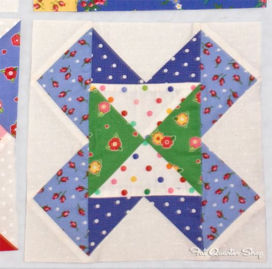 Fat Quarter Shop's Jolly Jabber: Back to School with Pam Kitty: Row 5