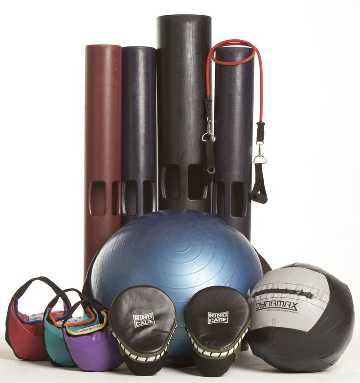 #ViPR, #BOSU, #Dynamax, #DumBags and more! www.santarosamobilefitness.com