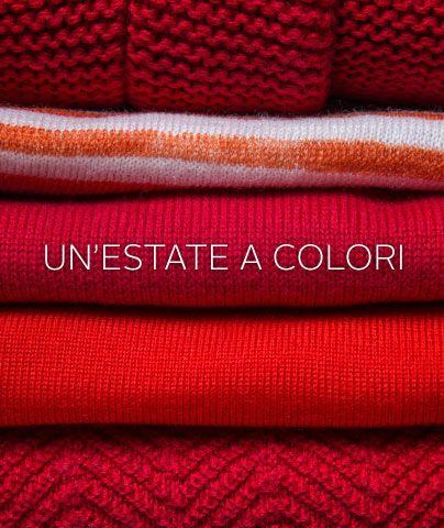 #Rosso e #arancione, colori perfetti per l'#estate #pe2015 #summer #red #orange