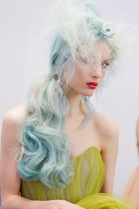 Wella Trend Vision • Urban Native - Look 13-pin it by carden
