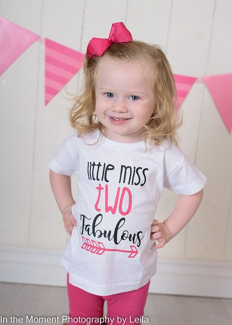 Girl Birthday Outfit - T-Shirt, Pants and Headband Set- The perfect way to add some sparkle to your little one's special day. We at Bump and Beyond Designs love to .