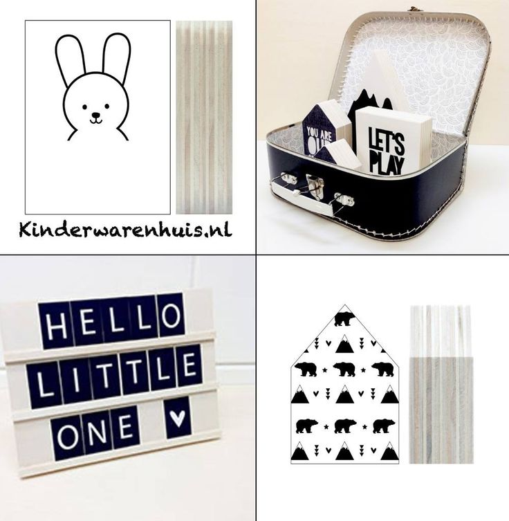 #dots #kidsroom #decoration #monochrome #textbord #kinderwarenhuis.nl