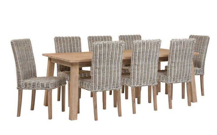 Portsea Dining Table 3 sizes Largest 1099 OzDesign  : f31b3975e01d4f98b231f3a0c4161cb2 from www.pinterest.com size 736 x 460 jpeg 46kB