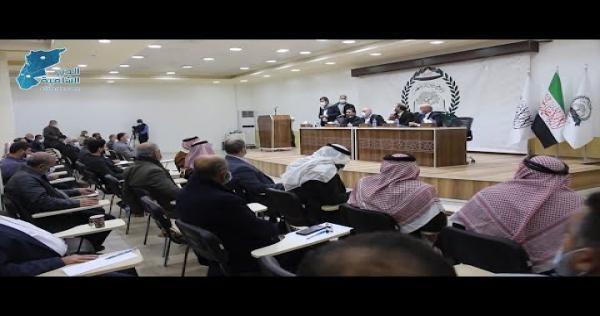 مجلس الشورى العام يعقد جلسة لمناقشة طلب استقالة الدورة الثالثة للحكومة وبدء إجراءات منح الثقة للدورة الرابعة Talk Show Wrestling Talk