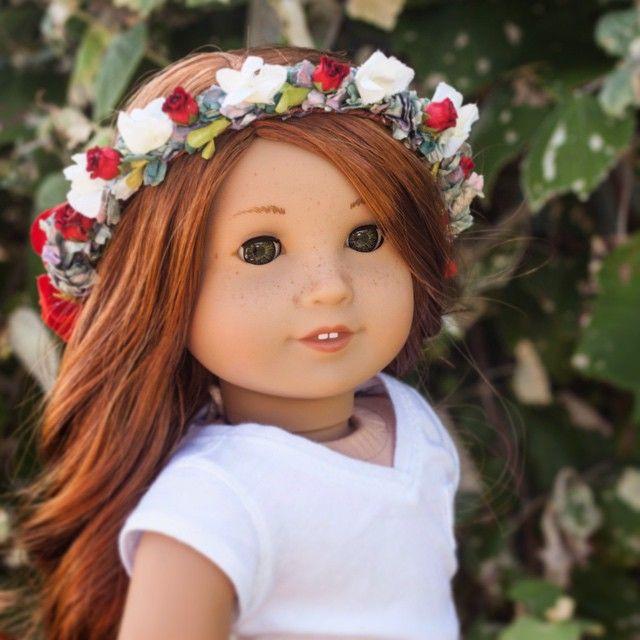 Custome American Girl doll