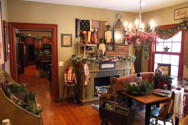 458 Best Images About Keeping Rooms On Pinterest Country