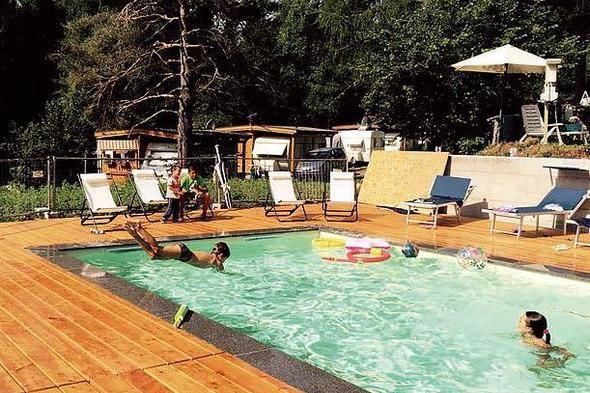 Camping Fiemme Village in Bellamonte   Italië - ACSI
