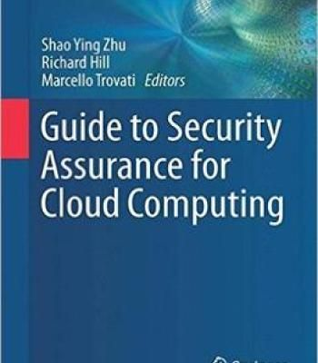 Guide To Security Assurance For Cloud Computing PDF