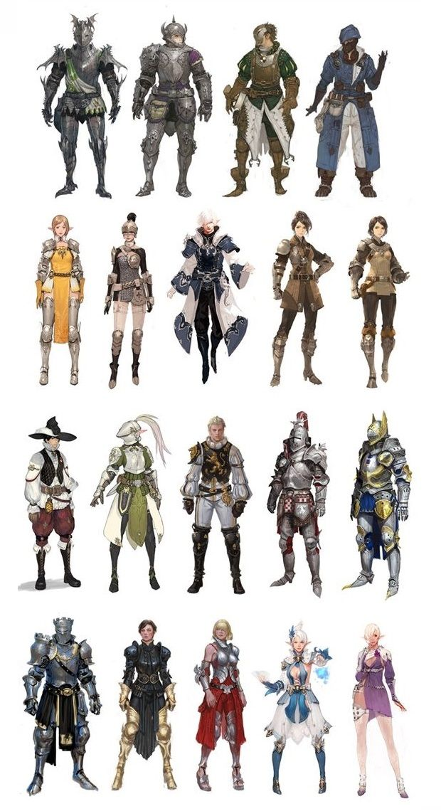 Bless – New article focuses on armour and costume designs philosophy | MMO Culture