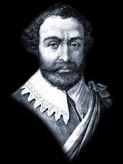SIR FRANCIS DRAKE was an English explorer (1540-1596)  Famous as a seaman, explorer and a pirate, sailing around the World, raiding the Spanish and helping to defeat the Spanish Armada