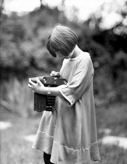 All sizes | Princess Ileana of Romania 1909-1991 with her mothers camera | Flickr - Photo Sharing!