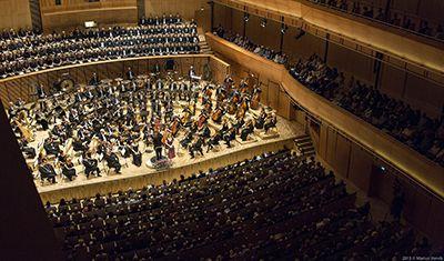 Konserter med Stavanger Symfoniorkester