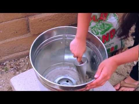 Build a Backyard Tandoor Oven On the Cheap