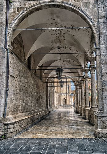 Ascoli Piceno, Loggia dei Mercanti ♠ | Flickr - Photo Sharing!