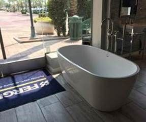 Mirabelle Ocala New Free Standing Tub Now Available On Display At The East  Valley U0026 Scottsdale