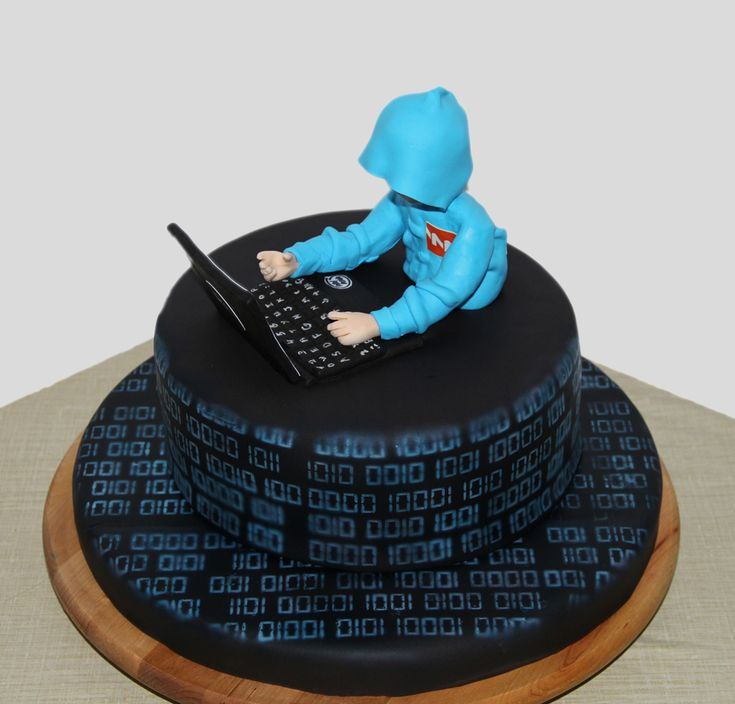 Cake Ideas For Computer Geeks