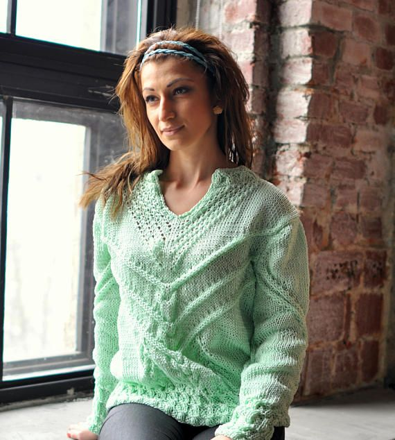 288 best knitted for women handmade clothing images on Pinterest ...