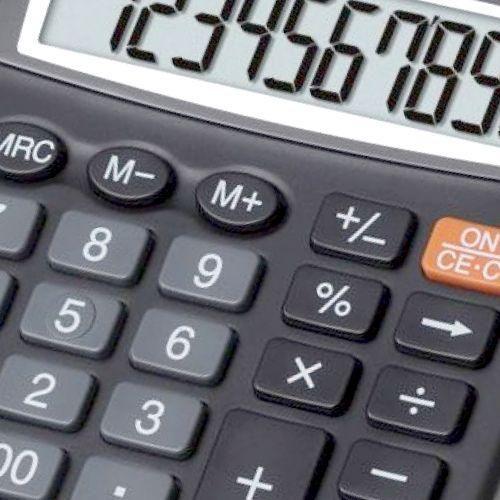Asztali számológép 10 számjegyes, döntött kijelzővel Citizen SDC-810BN - Számológépek Ft Ár 1,779