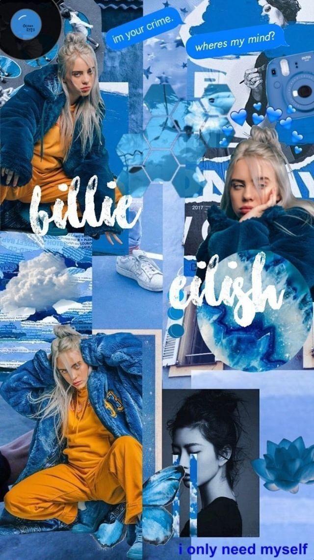 Billie Eilish Billie Billie Eilish Cute Wallpapers