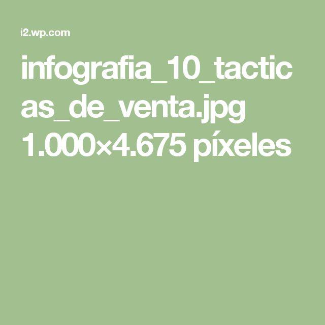 infografia_10_tacticas_de_venta.jpg 1.000×4.675 píxeles
