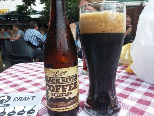 Boston Black River Coffee Stout