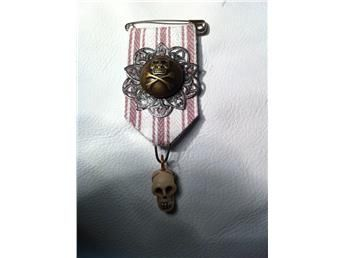 Medalj Steampunk No 11