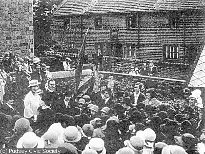 Calverley workhouse, 1934