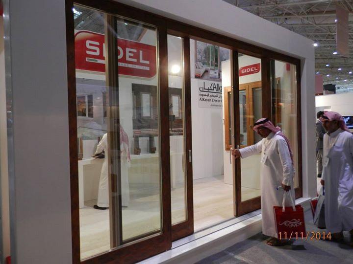 Sidel - clienti Arabi in visita allo stand Made Expo