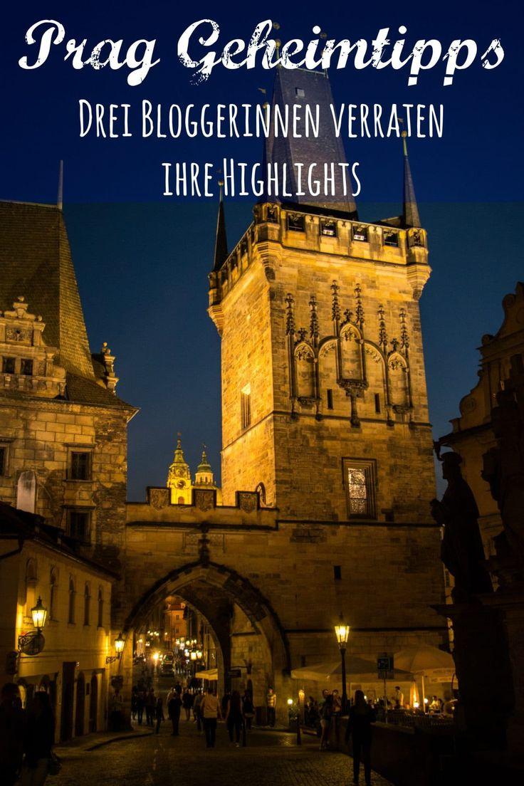 Prag Geheimtipps Drei Bloggerinnen verraten ihre Highlights