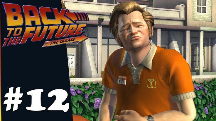 NO RUDE BEHAVIOR - Back To The Future Episode 3 (PART 12)  https://youtu.be/z5hm7o683Ro