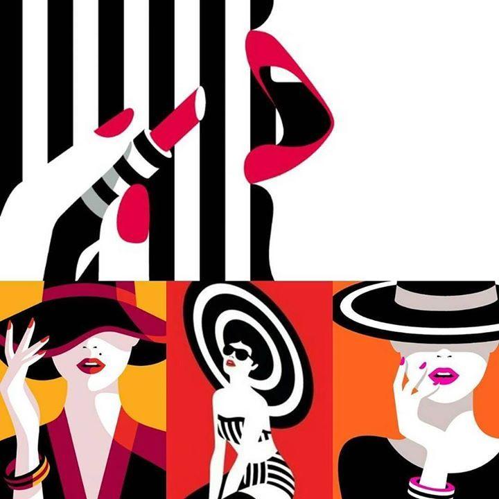 Ilustrações da design gráfica Malika Favre francesa radicada em Londres. Seu…