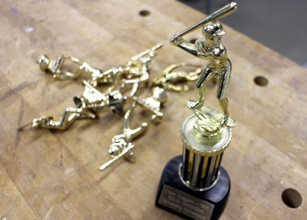 1000 Ideas About Old Trophies On Pinterest Bowling