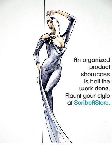 #Fashionistas open an #Onlinestore with #ScribeAStore.Reach out to new customers through various #socialmedia platforms and bring them to your store easily. Our integrated #SEO tools will take care of your search-engine visibility and you can also send monthly newsletters to all your #customers. #HowToUseDay #OnlineBusiness #onlineretail #eTail #ecommerce #India