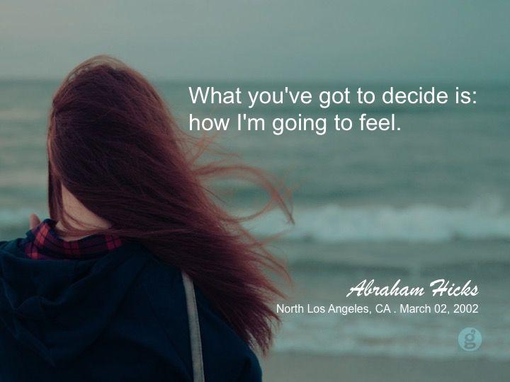 #abrahamhicks #you #decide