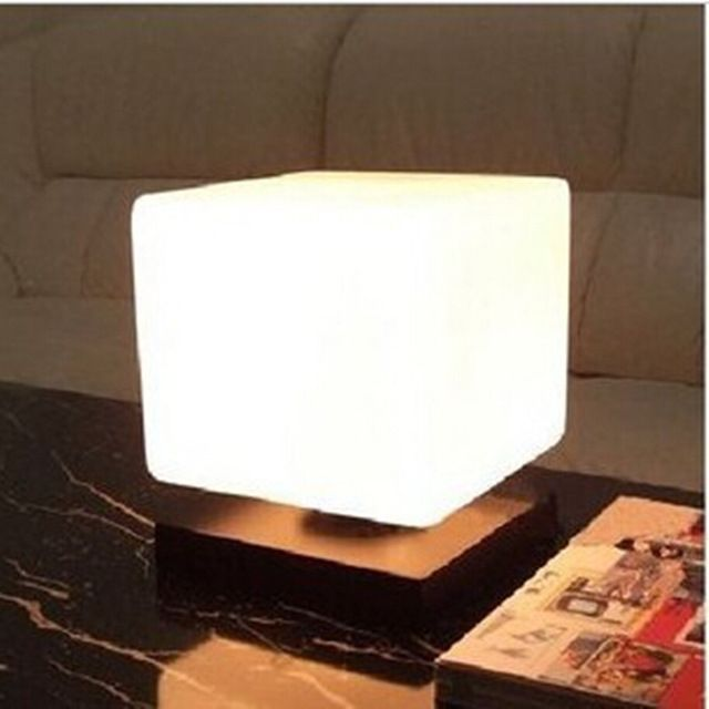 39 best bedroom light images on pinterest bedroom lighting cheap table lamp buy quality bedside lamp directly from china wooden table light suppliers modern brief frozen ice cube glass solid wood table light mozeypictures Gallery