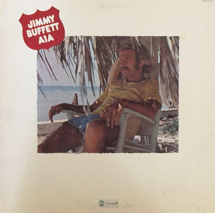 Jimmy Buffett A1A 1974 Vinyl LP Record Album