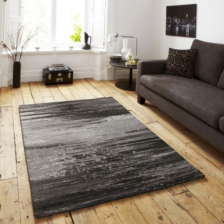 Modern | Charcoal | Rugs Auckland | New Zealand