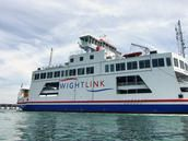 Wightlink ferries offer year-round departures from Portsmouth and Lymington to three destinations in the Isle of Wight, with crossing times of under an hour.