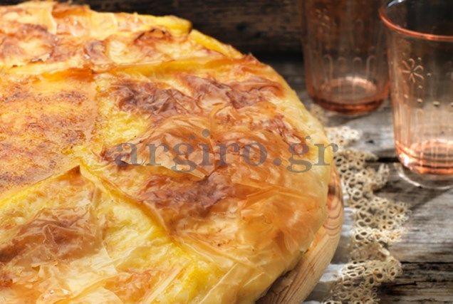 Γαλατόπιτα Μάνης (Το Πρωινό 19.12)