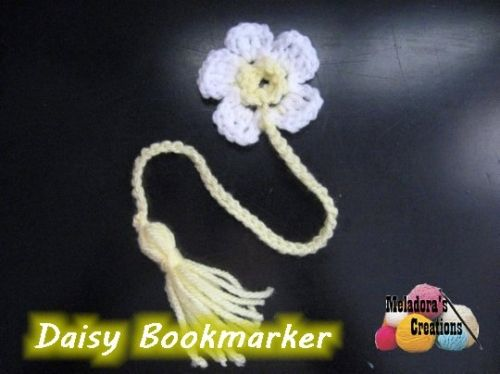 Daisy Book Marker 600 WM
