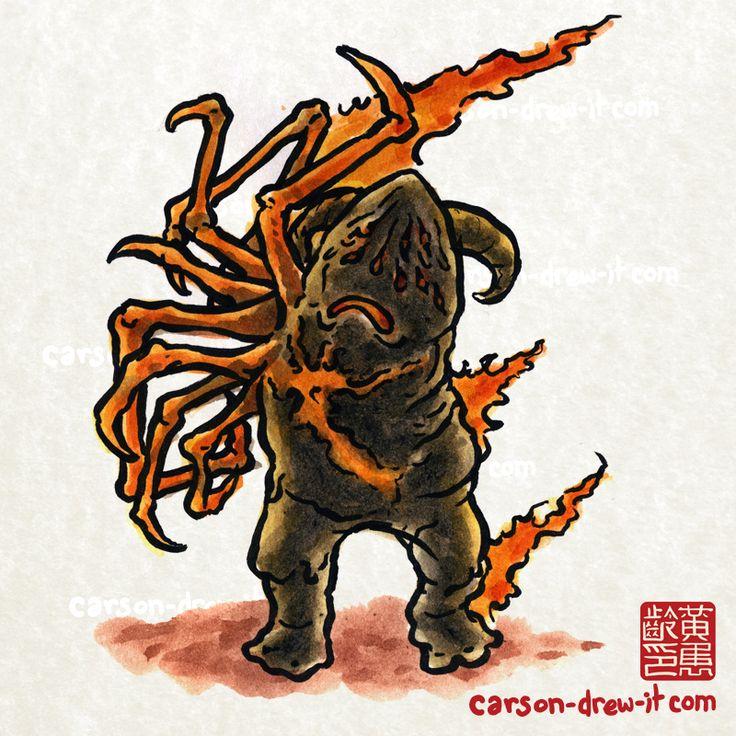 Dark Souls Doodles Cea...
