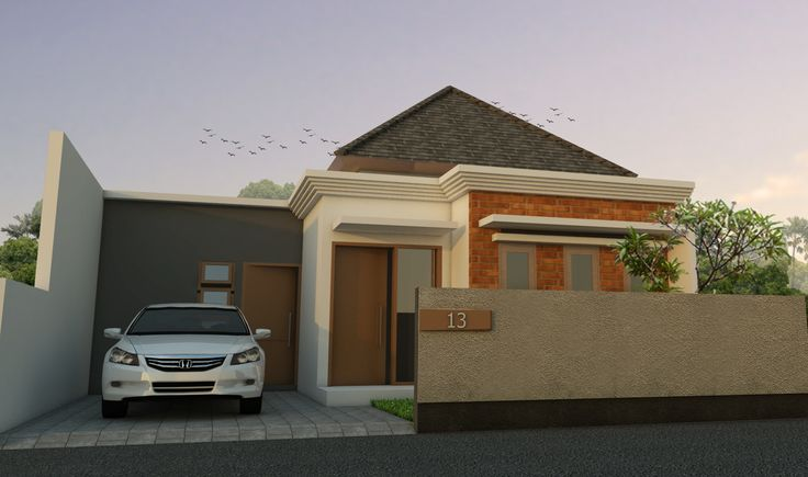 Sejahgad Town house Dalung Type 55 / 100