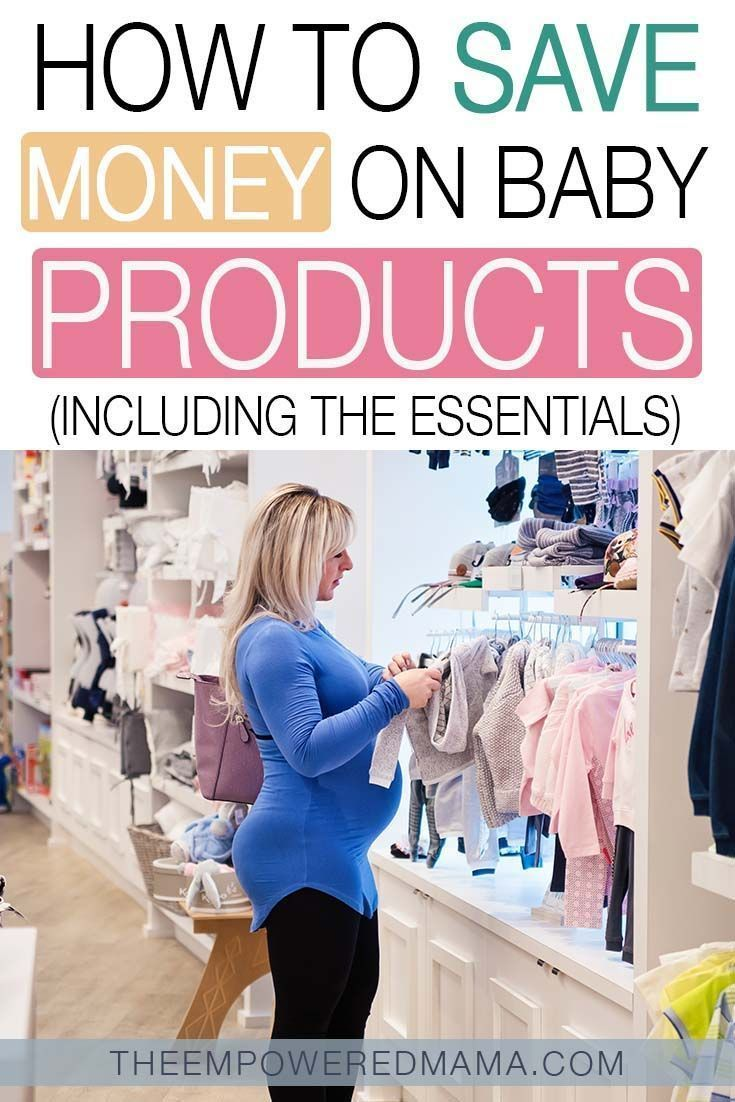 How To Save Money On Baby Products