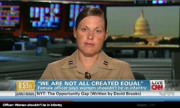 Marine Officer: Women Shouldn't Be In Infantry | Marine Corps Gazette