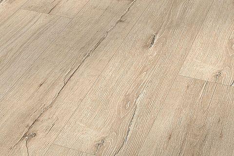 Eiken gebarsten vintage wit geloogd 6315   houtdessin (PS) Meister