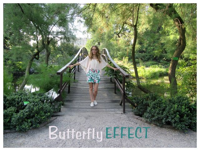 FASHION Secret Garden : Butterfly effect