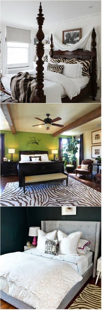 Die besten 25+ Zebra schlafzimmer Ideen auf Pinterest Zebra - schlafzimmer afrika style