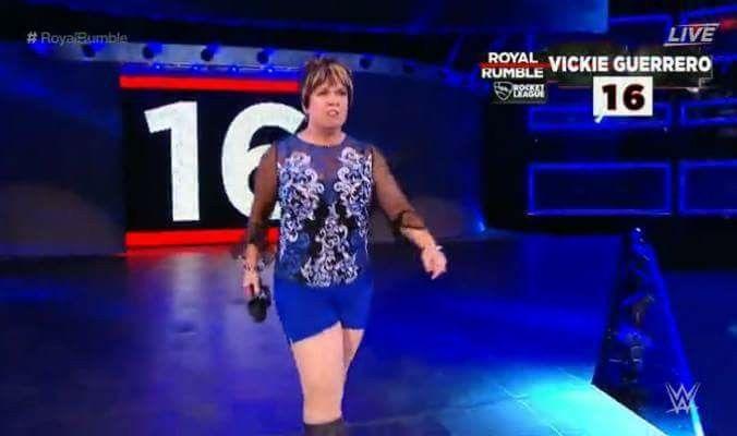 #16 Vickie Guerrero