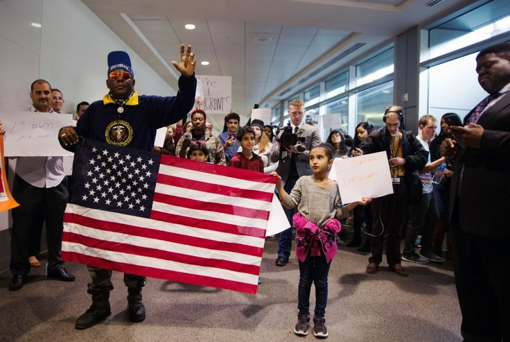 Trump's Muslim Ban Galvanizes Civil Rights Activists Across the American South